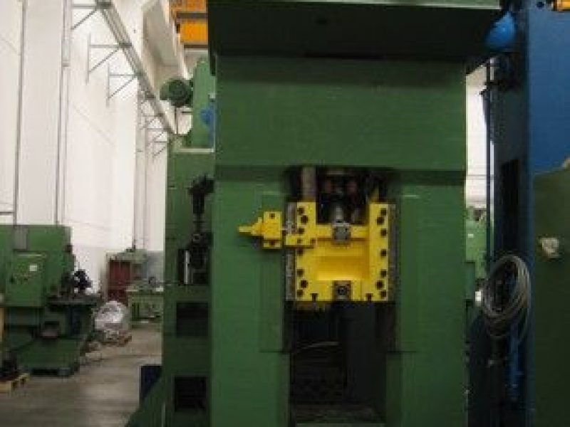 VERBANO 210 DRIVE SCREW PRESS
